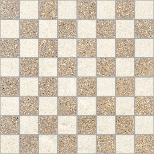 Nature Bone Mosaik 30x30